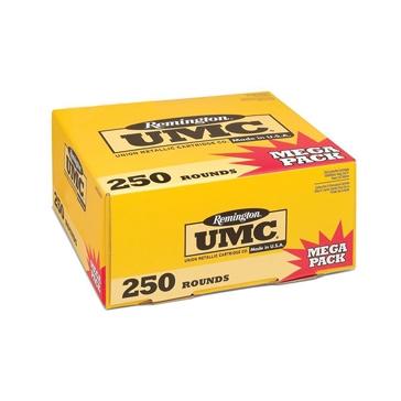 Remington UMC 380 Auto 95 GR MC 250RD