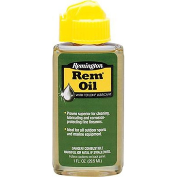 Remington Rem Gun Cleaning Oil 1fl.oz. Bottle