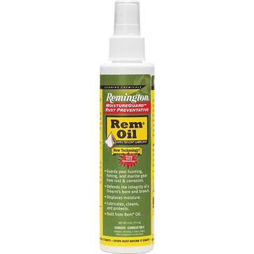 Remington Rem Gun Cleaning Oil w/Moisture Guard