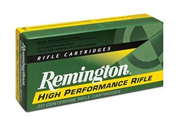 Remington 233 Remington 50 GR PSP 20RD
