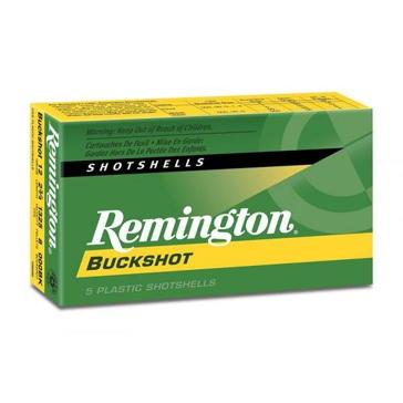 """Remington Express Buckshot 12ga 2-3/4"""" 00 Shot 25RD"""