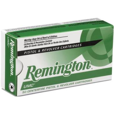 Remington UMC 380 Auto 95 GR MC 50RD