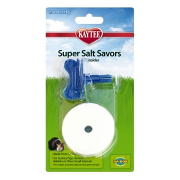 Kaytee Super Salt Savors with Holder 1-pack