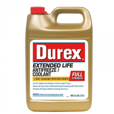 Durex Full Extended Life Full Strength Anti-Freeze 1 Gallon