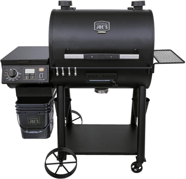 Oklahoma Joe's Pellet Smoker Deluxe