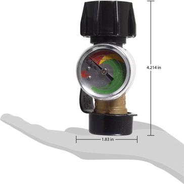 Char-Broil Universal Propane Take Gauge