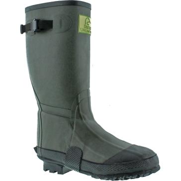 Men's Harman Knee Green Boots