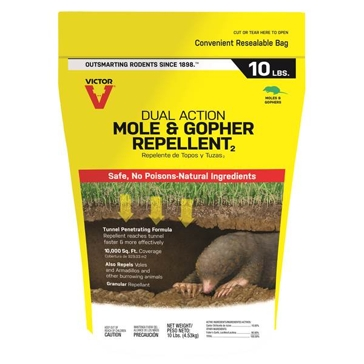 Sweeney's Mole and Gopher Repellent 10 lb