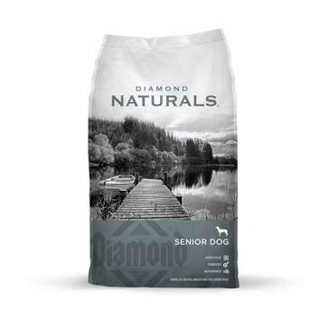 Diamond Naturals Senior Dog Dry Dog Food 35lb