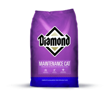 Diamond Maintenance Cat Food 20lb