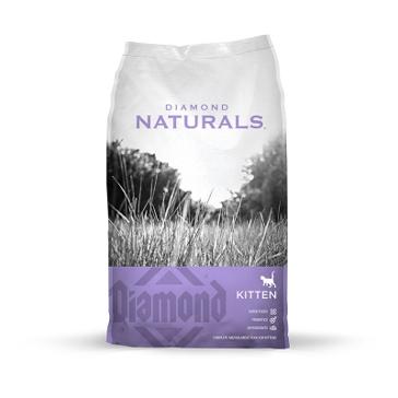 Diamond Naturals Kitten Dry Cat Food 6lb