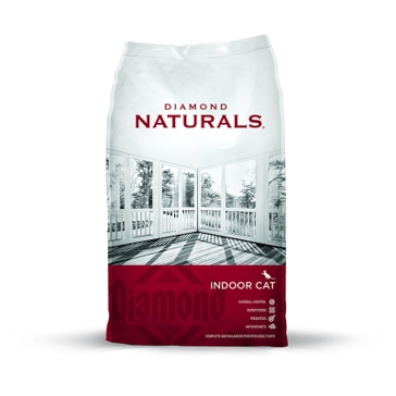 Diamond Naturals Indoor Cat Dry Food 6lb