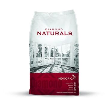 Diamond Naturals Indoor Cat Dry Food 6lb