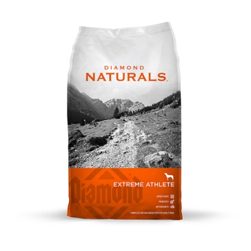 Diamond Naturals Extreme Athlete Dry Dog Food 40lb