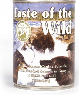 Taste of the Wild Pacific Stream Wet Dog Food 13oz