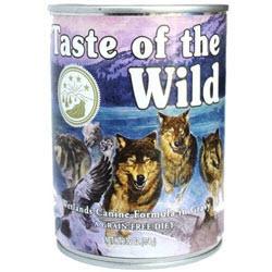 Taste of the Wild Wetlands Wet Dog Food 13oz
