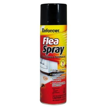 Enforcer Flea Spray for Carpets and Furniture (14 oz)