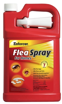 Enforcer Flea Spray 1 Gallon Ready to Use