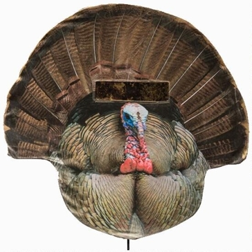Montana Decoy Fanatic XL Gobbler Fan Decoy