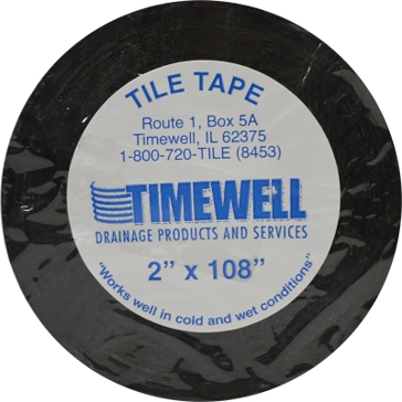 Timewell Tile Drain Tape