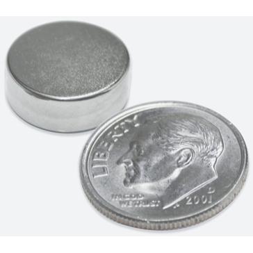 Master Magnetics 10 Pack Super Neodymium Disc Magnets 07045