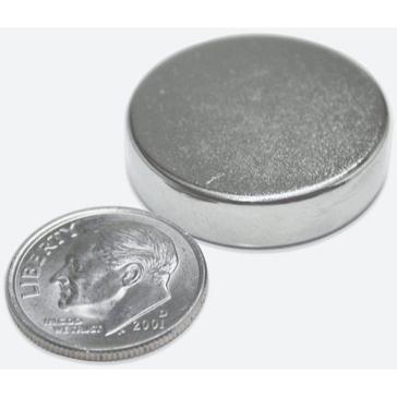 Master Magnetics 3 Pack Super Neodymium Disc Magnets 07047