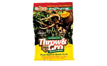 Evolved Harvest Throw & Gro No Till Personal Plot