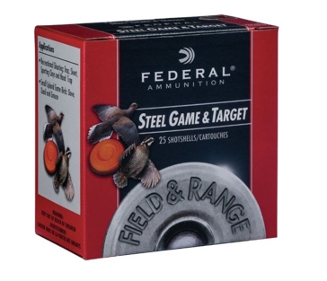 Federal Upland Steel Shot Shell