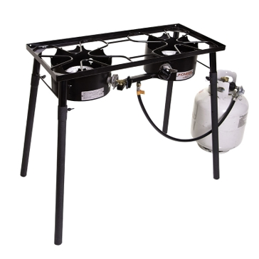 Camp Chef Pioneer 2-Burner LP Stove