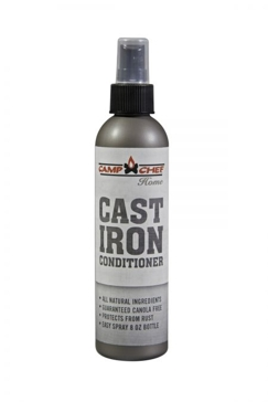 Camp Chef Cast Iron Conditioner 8oz Spray CSCP