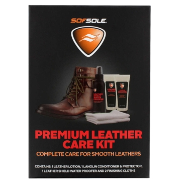 Sof Sole Premium Leather Care Kit 82454