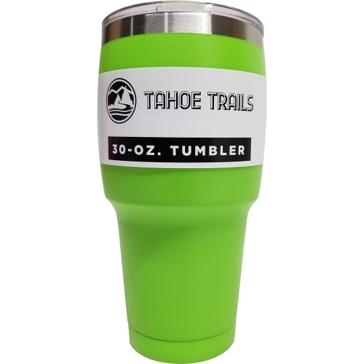 Tahoe Trails Tumbler - 30 Oz. - Green