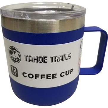 Tahoe Trails Wine Tumbler - 12 Oz. - Blue