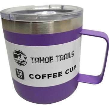 Tahoe Trails Mug - 12 Oz. - Purple