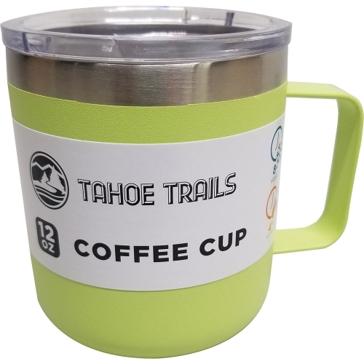 Tahoe Trails Mug - 12 Oz. - Green