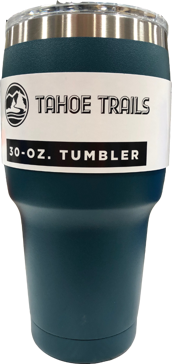 Tahoe Trails Tumbler - 30 Oz. - Spruce