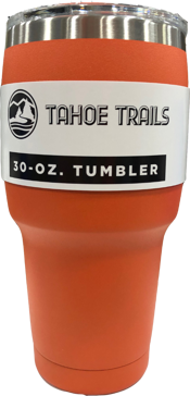 Tahoe Trails Tumbler - 30 Oz. - Flame
