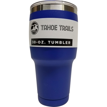 Tahoe Trails Tumbler - 30 Oz. - Blue