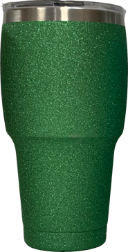 Tahoe Trails Tumbler - 30 Oz. - Mint Green Sparkle