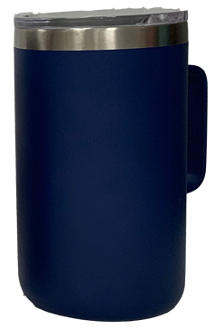 Tahoe Trails Mug - 20 OZ. - Navy
