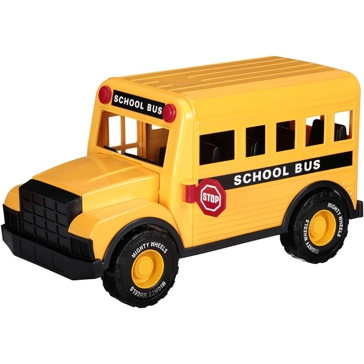 "Mighty Wheels 16"" Bus"