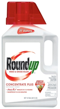 Roundup Weed & Grass Killer Concentrate Plus 64oz