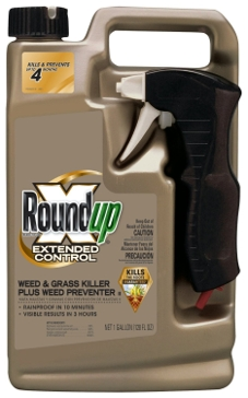 Roundup Extended Control Weed and Grass Killer Plus Weed Preventer II RTU 1Gal