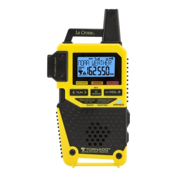 La Crosse Tornado Weather Alert Radio