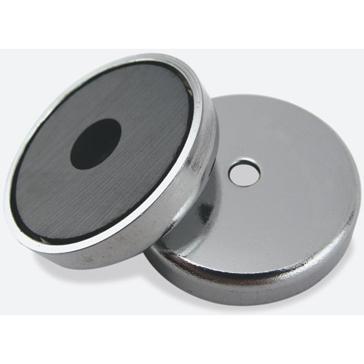 "Master Magnetics 1-1/2"" Round Base Magnet 07216"