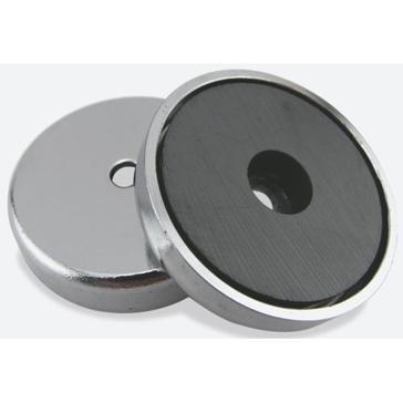 "Master Magnetics 2"" Round Base Magnet 07217"