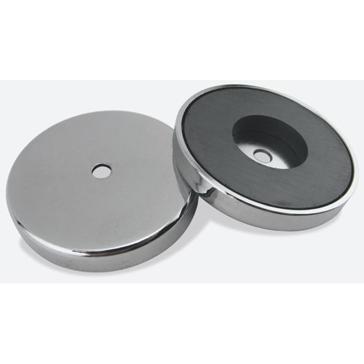 "Master Magnetics 2-5/8"" Round Base Magnet 07222"