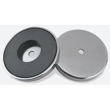 "Master Magnetics 3-3/16"" Round Base Magnet 07223"