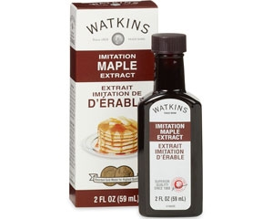 Watkins Imitation Maple Extract 2fl oz