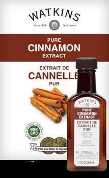 Watkins Pure Cinnamon Extract 2fl oz